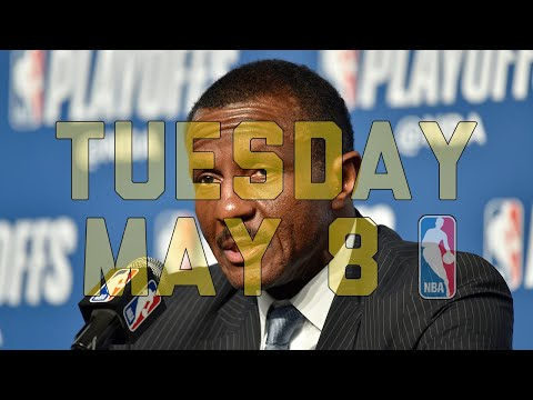 NBA Daily Show: May 8 - The Starters