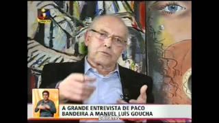 Voce Na TV- Grande Entrevista a Paco Bandeira  2/2