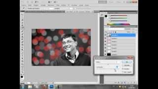 Vídeo Aula Photoshop CS5 (CS6) - Efeito Avenida Brasil