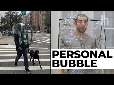 Should You Wear an Entire Personal Tent Instead of a Mask?  |  Hack or Wack