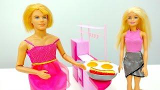Барби и Кен поменялись ролями! Мультики про куклы Barbie