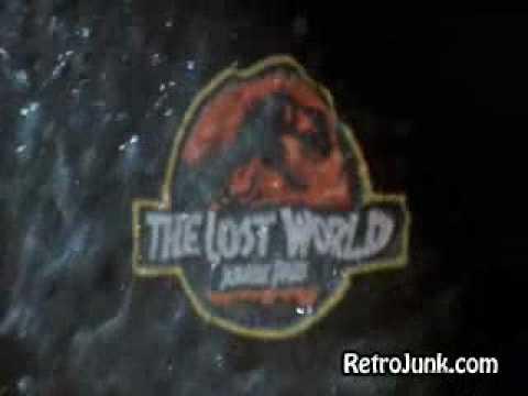 The Lost World Jurassic Park 1997 Teaser Trailer Youtube