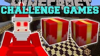 Minecraft: SATAN CLAWZ CHALLENGE GAMES - Lucky Block Mod - Modded Mini-Game