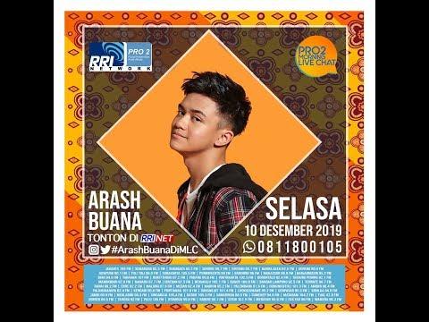 Arash Buana  - Morning Live Chat Pro 2 FM RRI Jakarta -(Live Video Corner RRI)