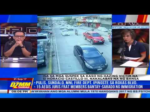 2 witnesses in 'Atio' hazing surface: Aguirre