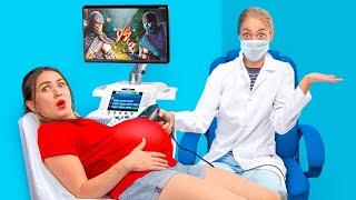 انا حامل! مواقف حمل مضحكة!