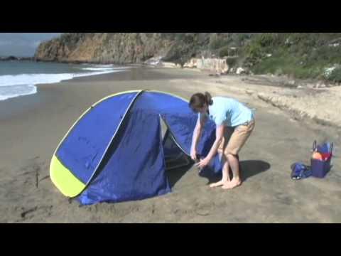 new concept 9dbb4 efcda Shade Shack Pop-Up Sun Shelter