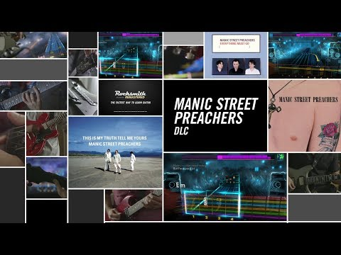 Manic Street Preachers Song Pack - Rocksmith 2014 Edition Remastered DLC