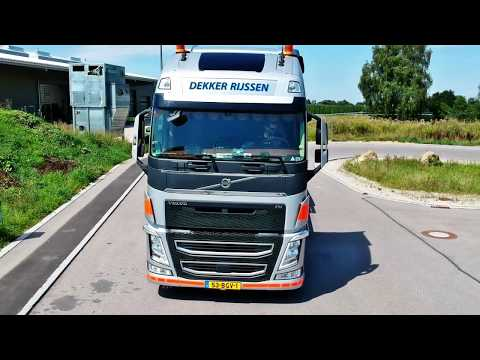 Harmexx Trucking Channel Trailer