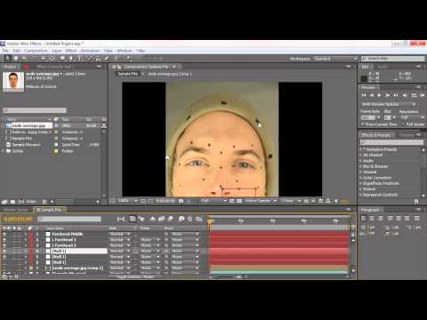 Facial Motion Capture - part1