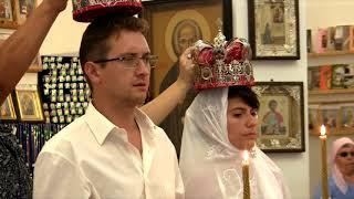Свадьба в Крыму. Венчание в поселке Приморский.