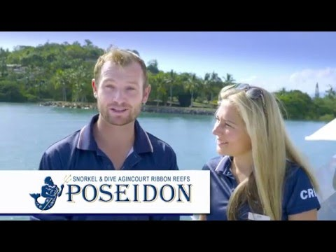 Poseidon - Snorkel & Scuba Dive the Great Barrier Reef - Australia