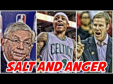 David Stern RIPS the Brooklyn Nets! Fred Hoiberg is SALTY!