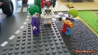 LASTENOHJELMIA SUOMEKSI - Lego city - Supersankarit - osa 2