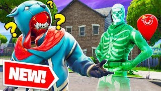 NEW *INVISIBLE FOREVER* GLITCH HUNT Custom Gamemode In Fortnite Battle Royale!!