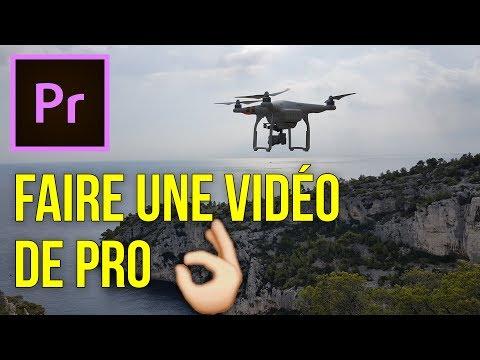 Comment faire une Vidéo Pro en Drone ?