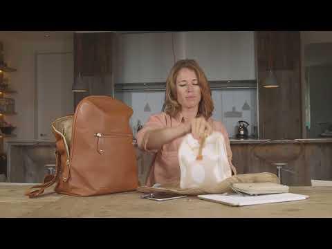 PacaPod Hartland Baby Changing Bag