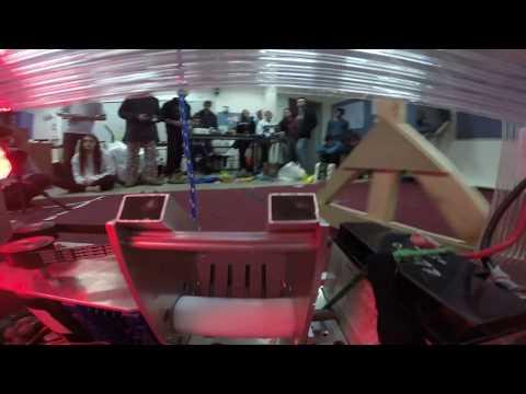 "GeneralAngels 2230 - FRC 2017 Robot Reveal ""BOLOB"""