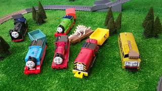 Thomas and Friends | Accidents Will Happen Toy Trains For Kids