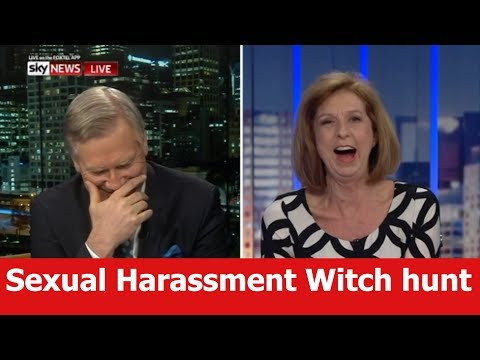 Sexual Harassment Witch hunt