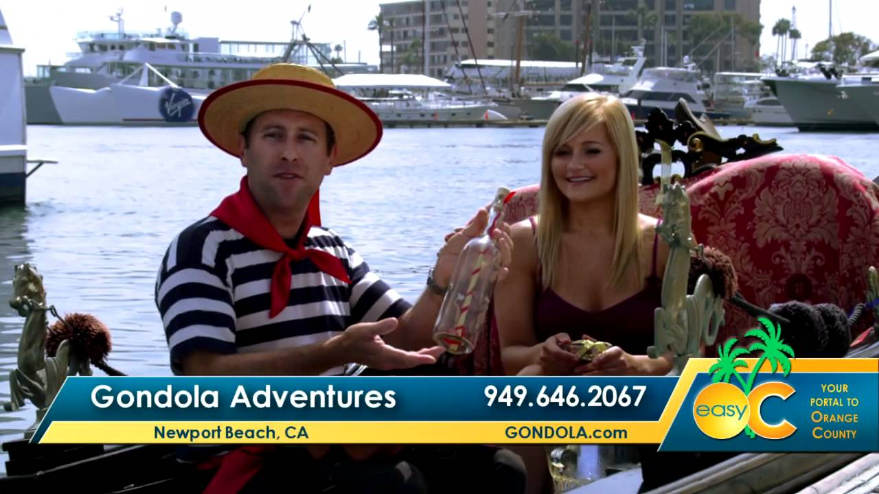 Things To Do In Orange County Gondola Newport Beach