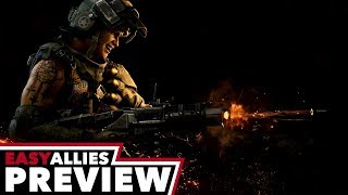 Call of Duty: Black Ops 4 - Easy Allies Preview
