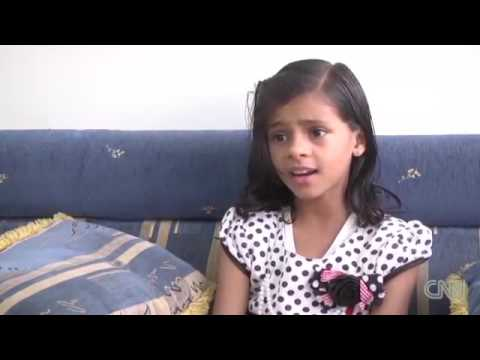 {New Interview} Yemeni girl Nada Al Ahdal from YouTube wants education, not marriage