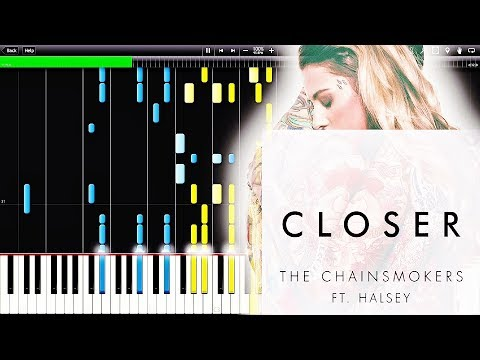 The Chainsmokers - Closer ft. Halsey |...