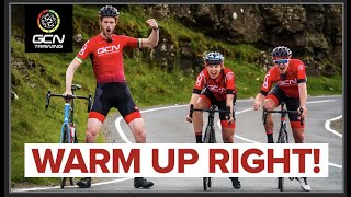 Warm Up Right! | How To Warm Up For Cycling