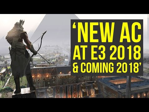 'Next Assassin's Creed Game at E3 2018 With 2018 Release' NEW RUMORS (Assassin's Creed 2018) thumbnail