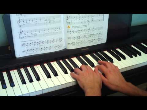 Piano Tutorial - Give My Regards to Broadway - Level 2 - Accelerated
