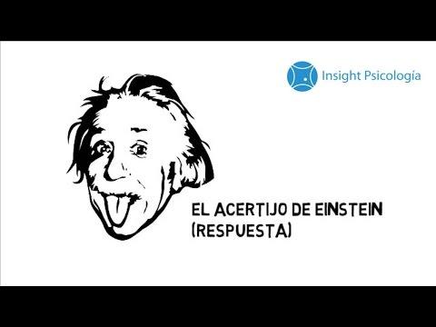 El acertijo de Einstein (Respuesta)