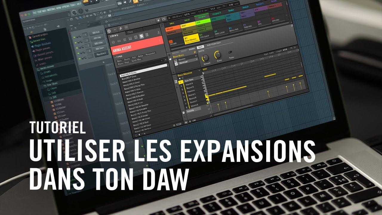 Comment utiliser les Expansions dans ton séquenceur (Maschine, FL Studio, Live) | Native Instruments
