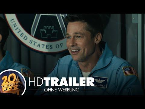 AD ASTRA - ZU DEN STERNEN | Offizieller Trailer | Deutsch HD German (2019)