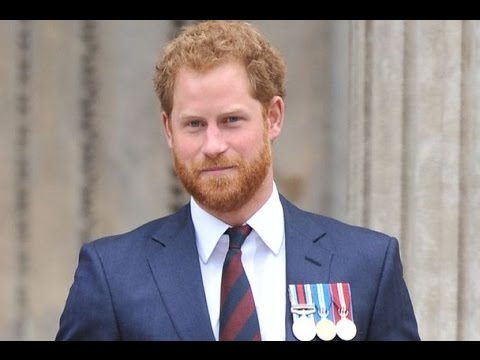 Prince Harry Biography in short and rare moments