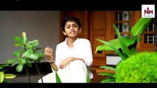(മുഹബ്ബത്ത് ) മദ്ഹ് പാടി വിസ്മയം തീർത്തു  അനന്ദു കൃഷ്ണ.. Mansoor Kilinakod/Nasar Nas Thrissur..