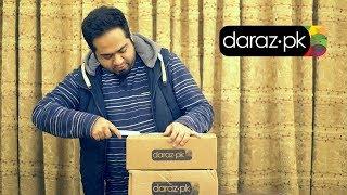 Daraz.pk Online Shopping Experience | VLOG | Pakistani Youtuber