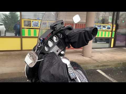 Обзор полицейского мотоцикла  Harley-Davidson,  в США . + 1991 NISSAN FIGARO.