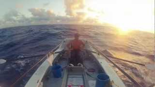 Tommy Tippetts Solo Atlantic Row 2012