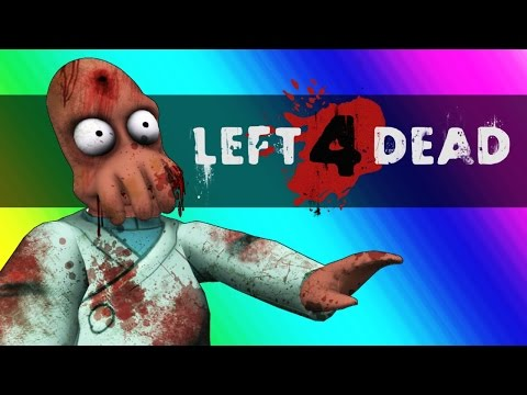 Thumbnail: Zoidberg Zombies! (Left 4 Dead 2 Funny Moments and Mods)