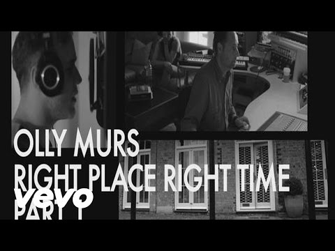Olly Murs - Right Place Right Time (Part 1)