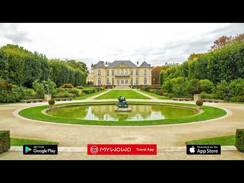 Musée Rodin – Jardin – Paris – Audioguide – MyWoWo Travel App