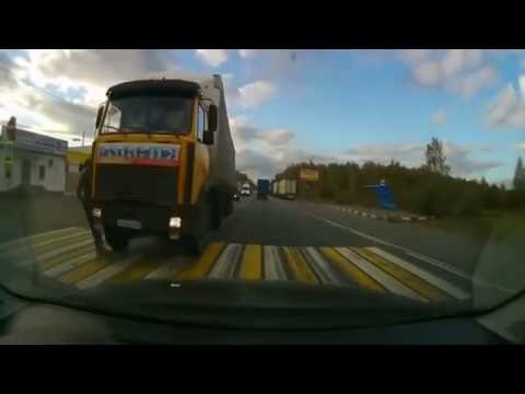 Ölümcül Araba ve Tır Kazaları HD