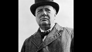 How to Draw Winston Churchill