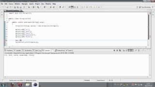 Kurs programowania Java, lekcja 27 - ArrayList
