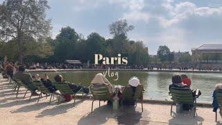 혼자 유럽여행 vlog : 파리 ep.6 / 파리 마지…