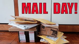 Fan Mail Mailday Vlog ! Unboxing Taco Stacks Fan Mail!