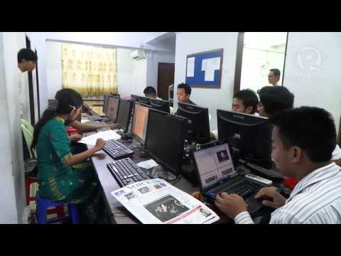 Myanmar takes lead role in ASEAN