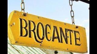 La brocante/ le vide grenier- a french flea market