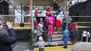 Anita und Maik - Oh My Lord - Weihnachtsmarkt Zug 2015